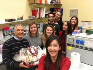 Christmas 2016 - Lab gift