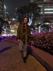 Erin Lu - China